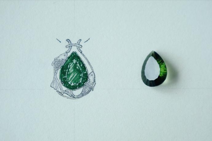【双鱼座♓️&双子座♊️-捷克陨石,让你成为更好的自己A】-菩心晶舍