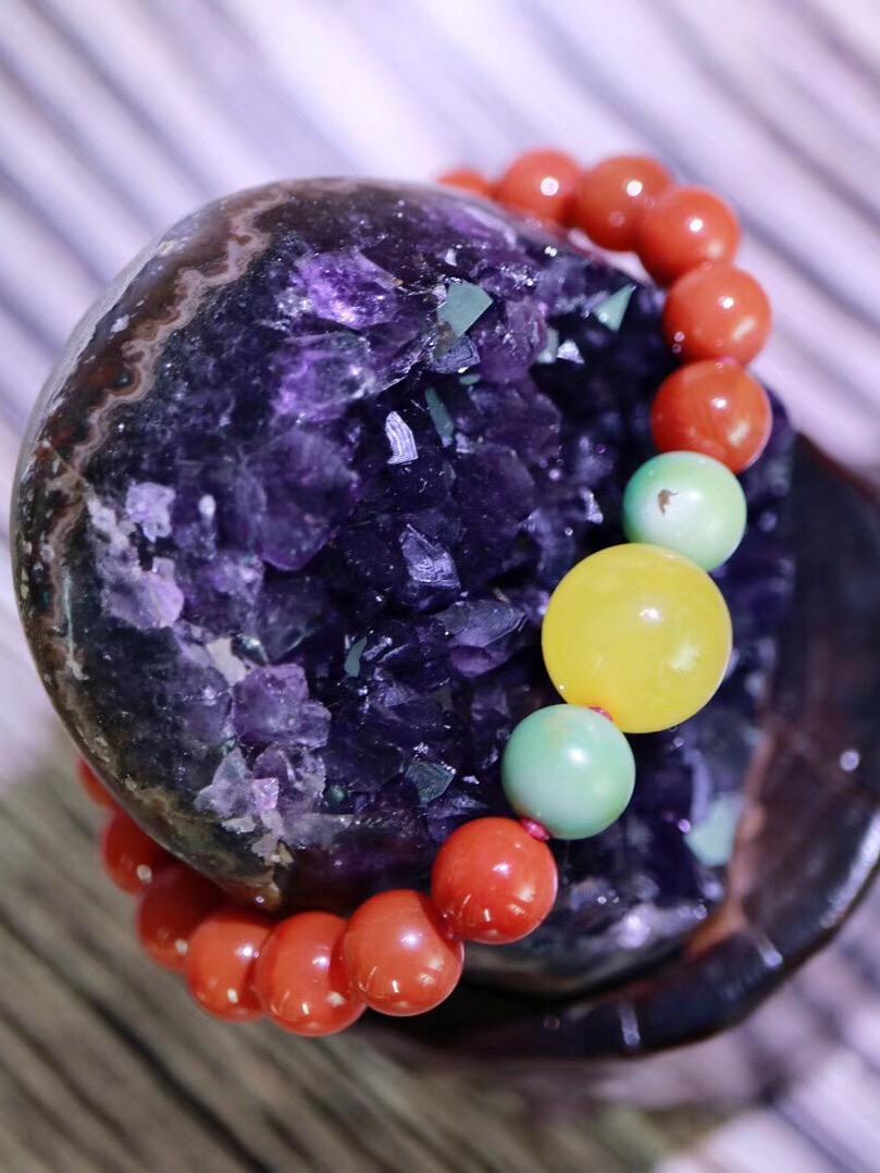 【乌拉圭紫晶簇】 知名度最高的风水摆件-菩心晶舍