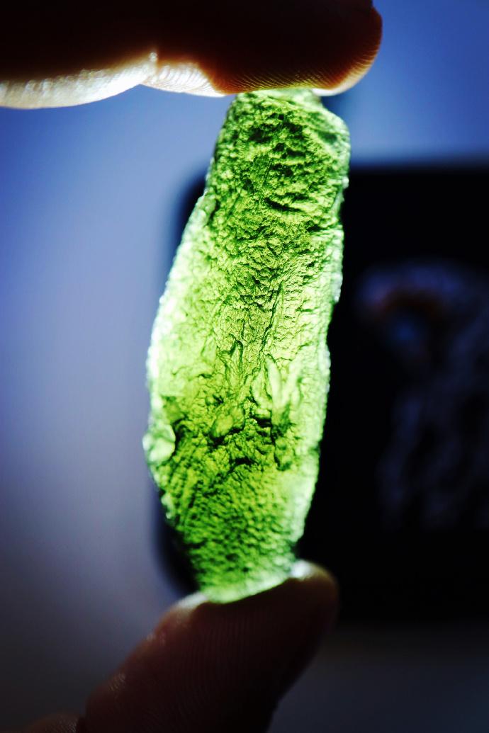 【菩心-捷克陨石】 菩心这枚捷克陨石线粒体,必然拥有源源不断的能量。-菩心晶舍