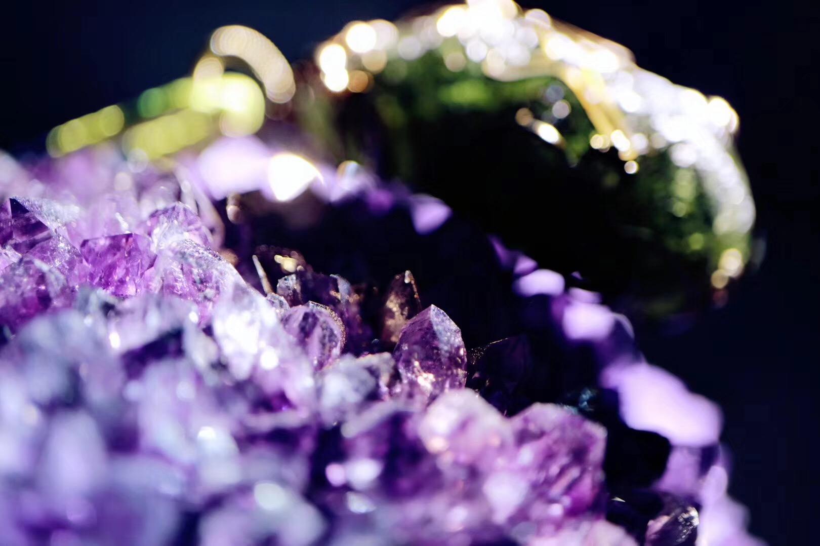 【捷克陨石 | 射手座♐️】怀着满满祝福为爱定制的捷克陨石专属星座款-菩心晶舍