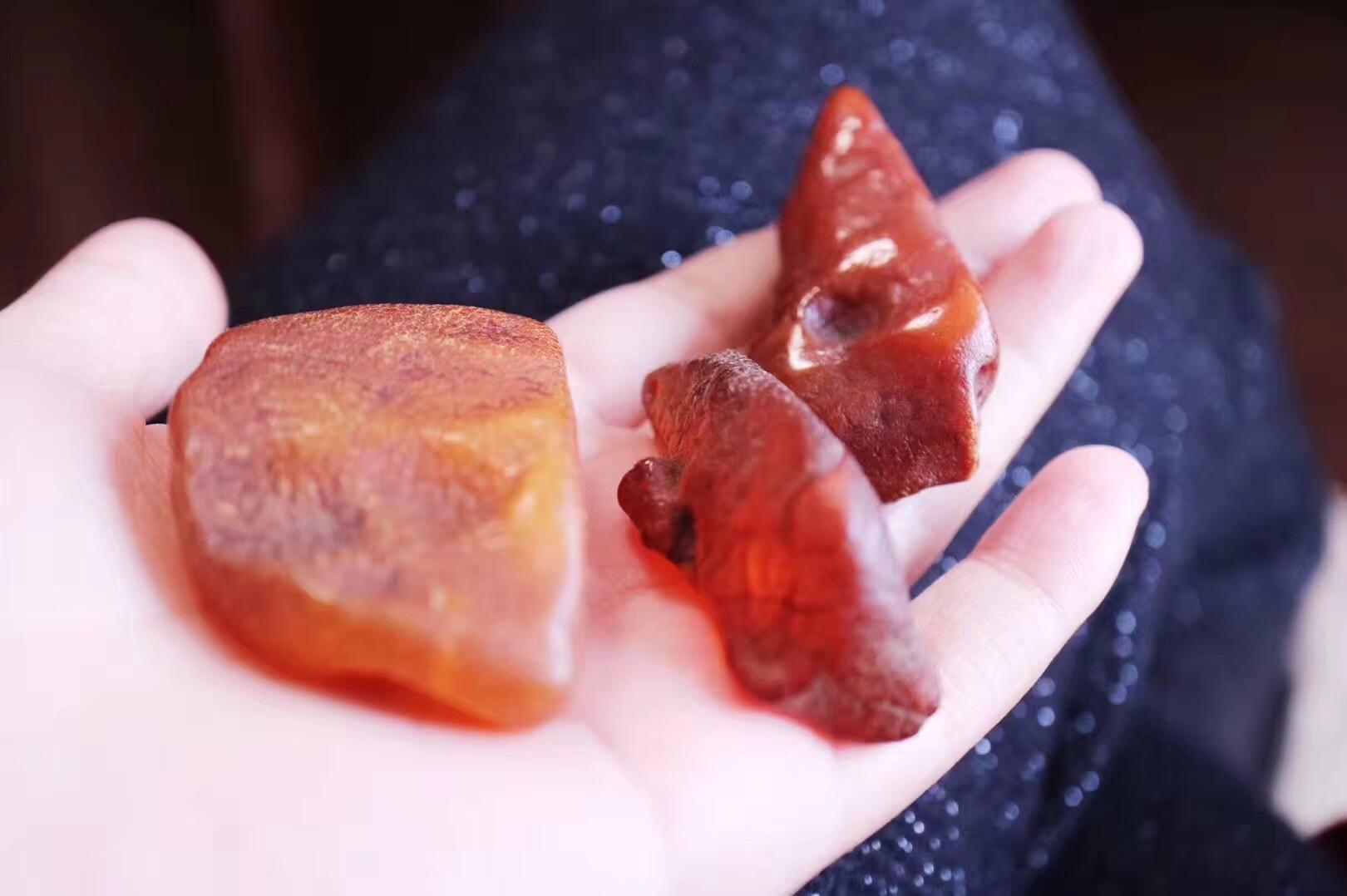 【菩心-蜜蜡原石】玩原石便是人和天地自然的对话,你是原石控么?-菩心晶舍
