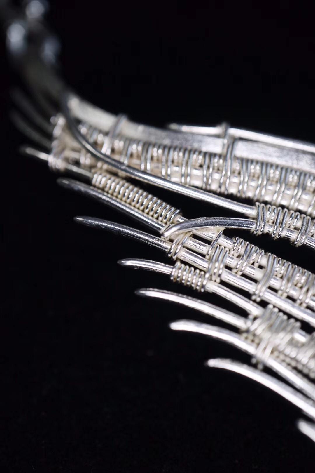 【菩心-钛晶、太阳石】拥有多种佩戴方式的天使之翼☤-菩心晶舍