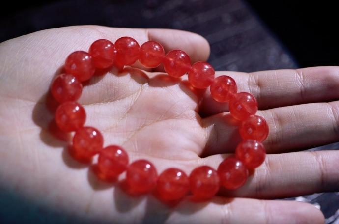 【红纹石】 三方晶系的疗愈师,能量温和柔软-菩心晶舍