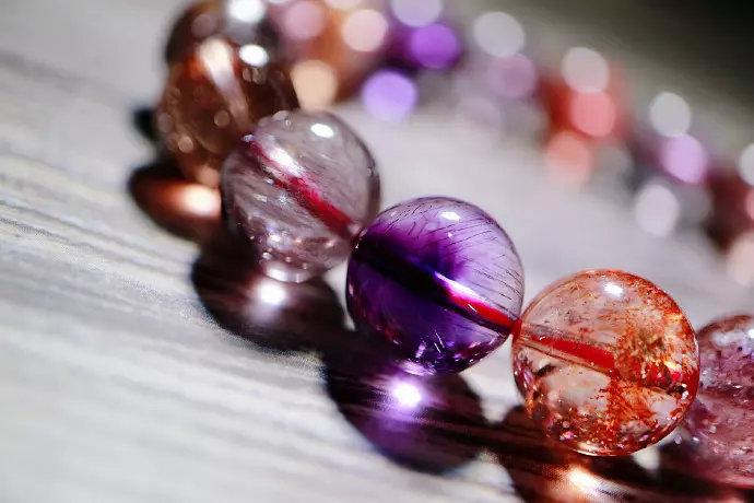 想知道超七紫发晶值得收藏吗?看过来-菩心晶舍