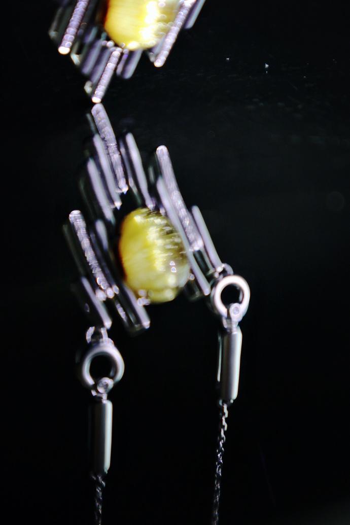 【钛晶 白金】 万法唯心造,万法是虚,心是实-菩心晶舍