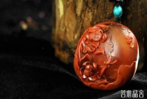 南红玛瑙的代表物品-菩心晶舍