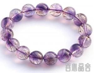 紫发晶的效果与作用-菩心晶舍