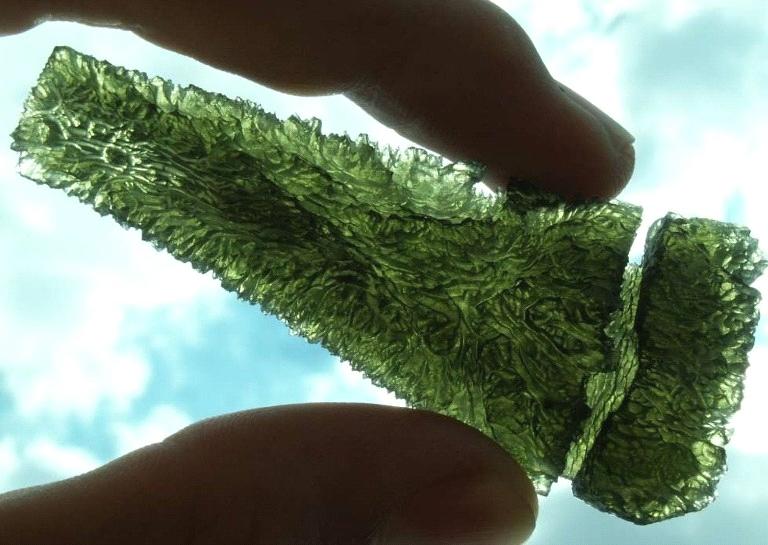 捷克陨石的五行属性是木?