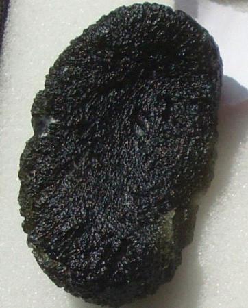 捷克陨石越大能量越强?
