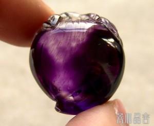 紫发晶的功效作用详细介绍-菩心晶舍