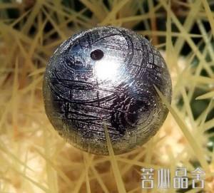镍铁陨石的灵性功效-菩心晶舍