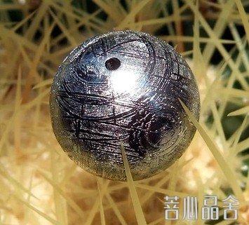 镍铁陨石的灵性功效