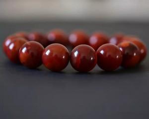 温润凝艳中国红:南红玛瑙的颜色分类-菩心晶舍