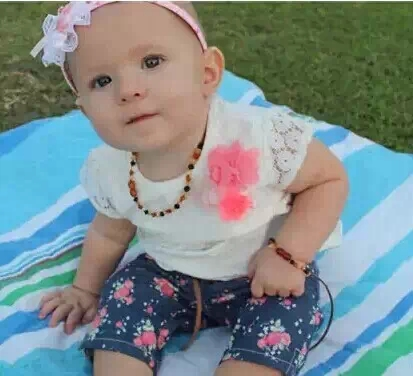 为什么欧美宝宝都戴琥珀蜜蜡呢?