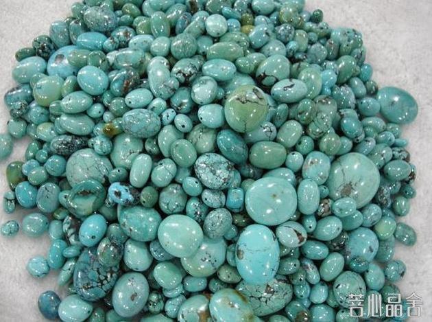 绿松石的鉴赏与选购-菩心晶舍
