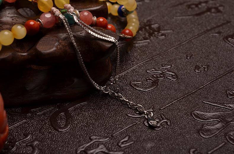 天然精品南红玛瑙如鱼得水蜜蜡女款项链-菩心晶舍