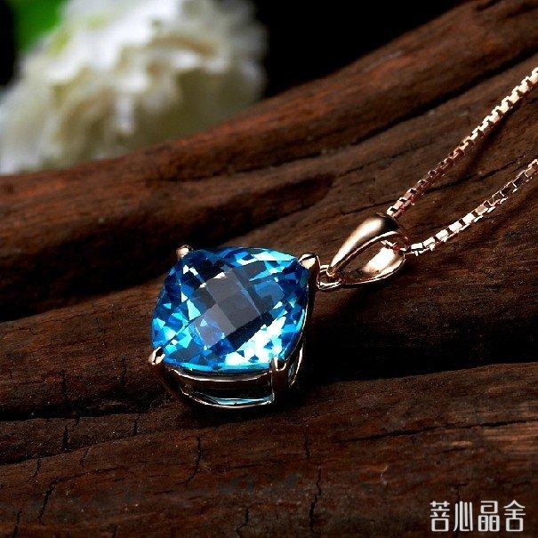 神秘的宝石——托帕石