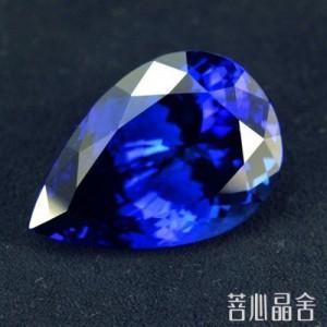 中国产的蓝宝石有何不足之处-菩心晶舍