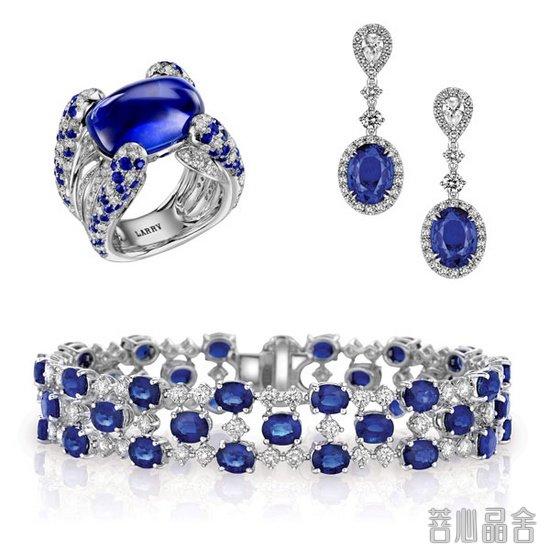 全球五地的蓝宝石特点