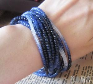 蓝宝石的文化价值-菩心晶舍