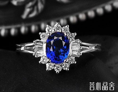 蓝宝石的功效与作用