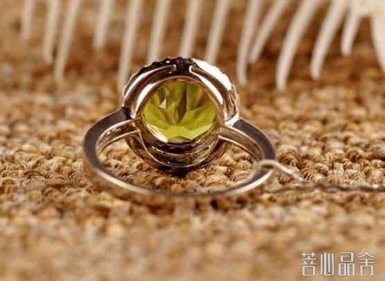 橄榄石的净化保养