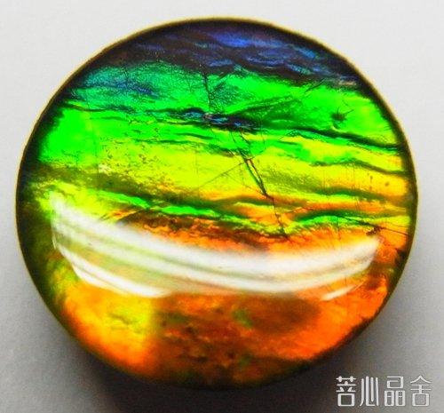 斑彩石是如何形成的?