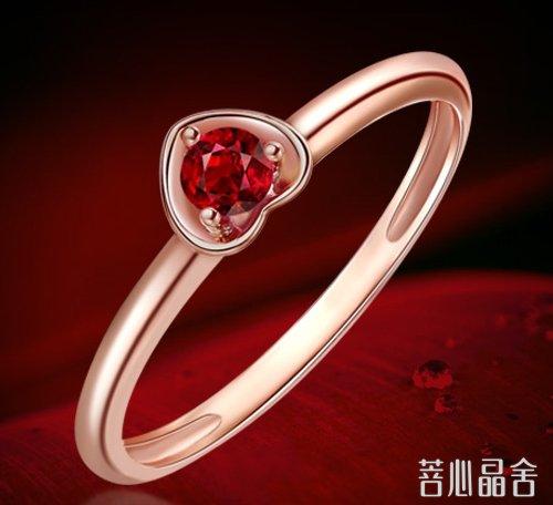 红宝石的象征意义与增值