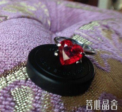 红宝石与石榴石、红碧玺的鉴别