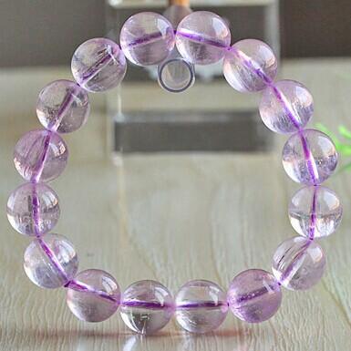 紫锂辉的佩戴