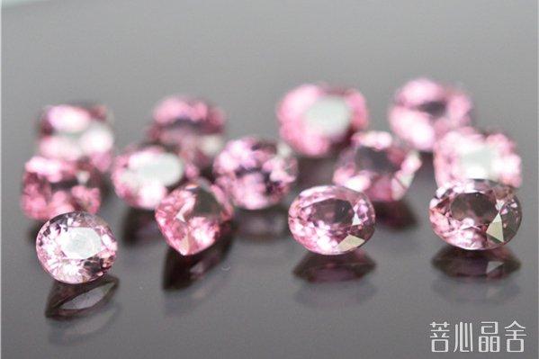 尖晶石的分类与鉴别
