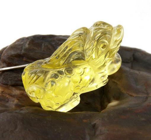 黄水晶的特性和灵性