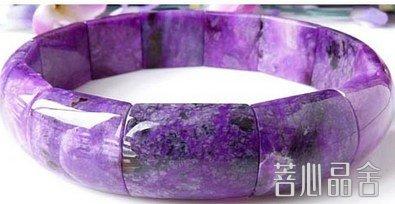 舒俱来和紫龙晶的对比图