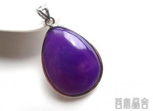 """抗癌灵石-""""高端紫""""舒俱来-菩心晶舍"""
