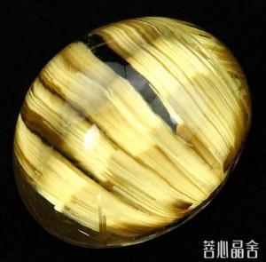 水晶能量王者—钛晶的功效与作用-菩心晶舍