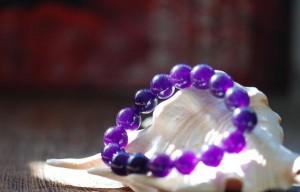 紫水晶如何保养?-菩心晶舍