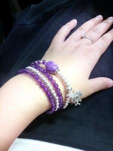 紫水晶的摆放及风水作用-菩心晶舍