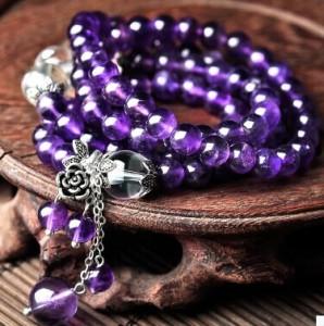 紫水晶的等级分类-菩心晶舍