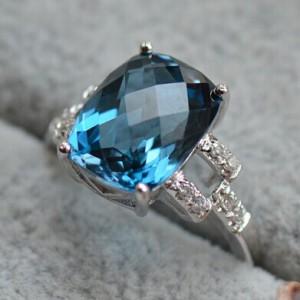 神秘的宝石——托帕石-菩心晶舍