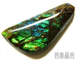 斑彩螺纹石的基本介绍-菩心晶舍