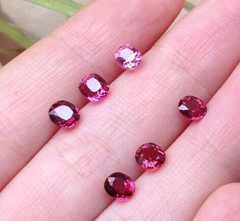 尖晶石的特征
