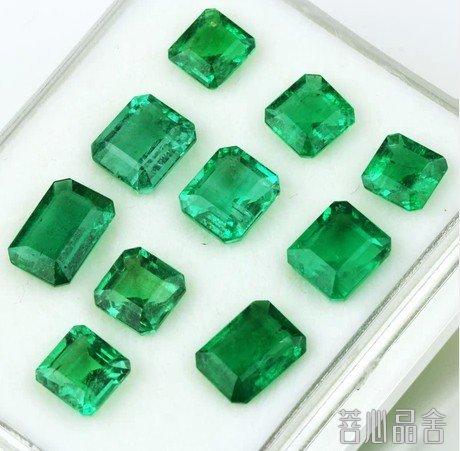 祖母绿宝石产地