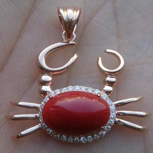 深海精灵——红珊瑚-菩心晶舍