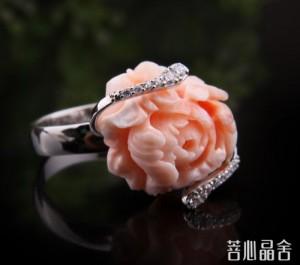 珊瑚是贵族权力的象征-菩心晶舍