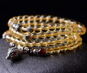 黄水晶的由来和含义-菩心晶舍