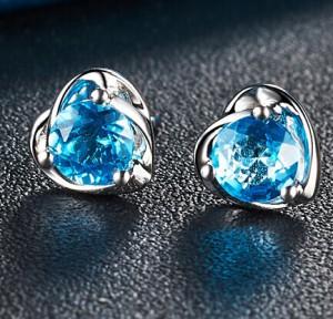海蓝宝与托帕石的区别-菩心晶舍