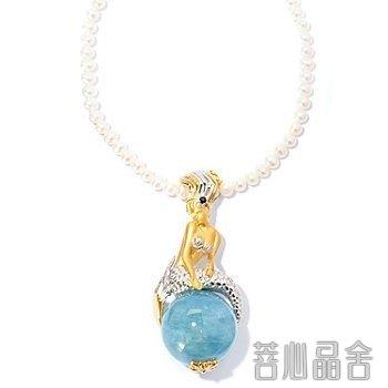 【赏】新艺术风格 海蓝宝篇