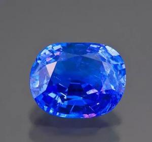 蓝宝石与相似宝石的鉴别-菩心晶舍