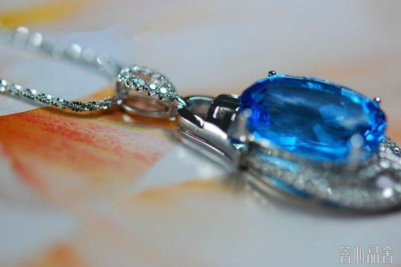 射手座的幸运珠宝——托帕石