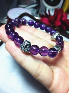 紫水晶价格多少钱一克-菩心晶舍